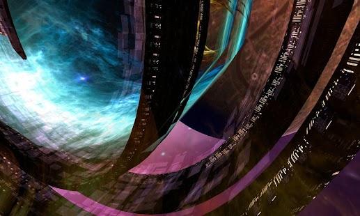 VR Cosmic Roller Coaster Screenshot