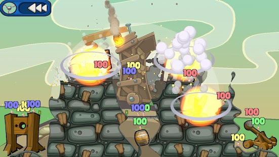 Worms 2: Armageddon Screenshot