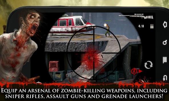 CONTRACT KILLER: ZOMBIES (NR) apk screenshot