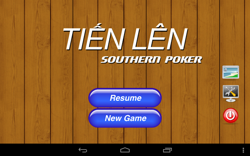 Tien Len - Southern Poker  gameplay   by HackJr.Pw 7
