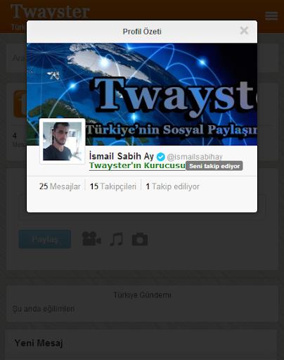 【免費社交App】Twayster-APP點子