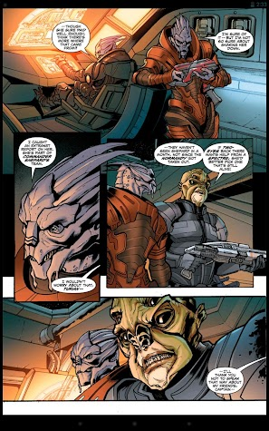 Dark Horse Comics Screenshot
