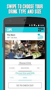 CUPS - Unlimited Coffee - screenshot thumbnail