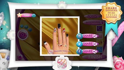 Fashion Nails 3D Girls Game 8.0.1 screenshots 5