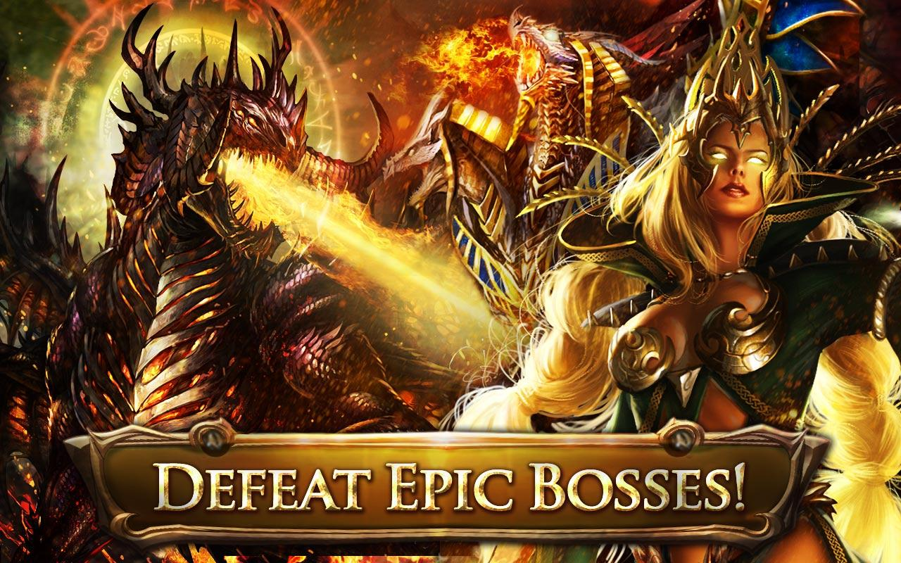 Reign of Dragons: Build-Battle - screenshot