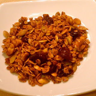 Simple Gifts Granola.