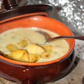 Creamy Potato Soup.
