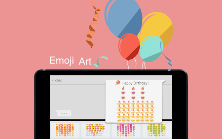 TouchPal - Cute Emoji Keyboard 5.7.4.4 screenshot 59287