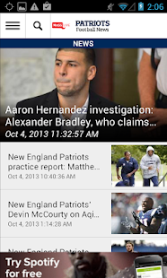 MassLive.com: Patriots News - screenshot thumbnail