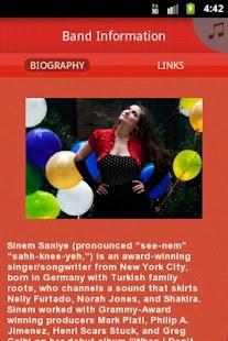 Sinem Saniye- screenshot thumbnail