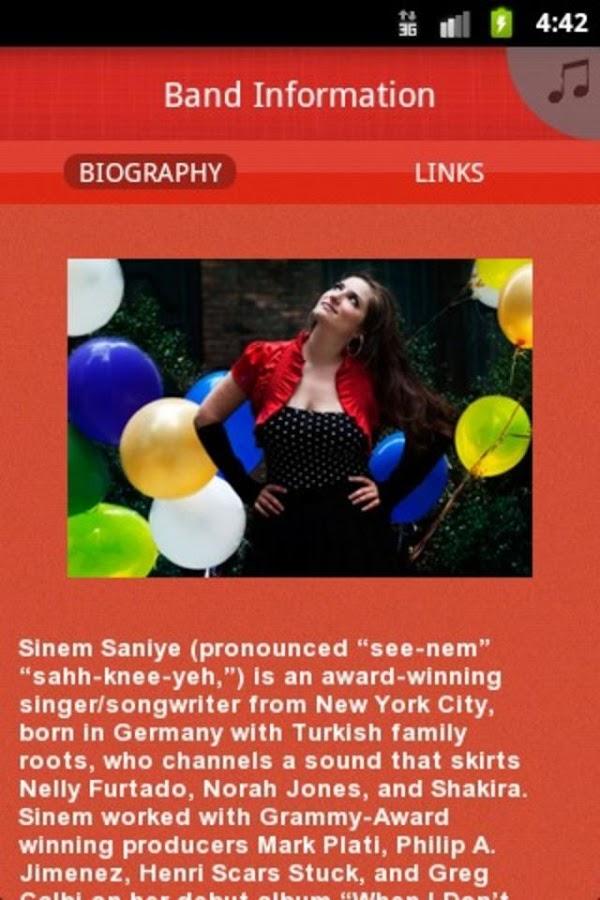 Sinem Saniye- screenshot