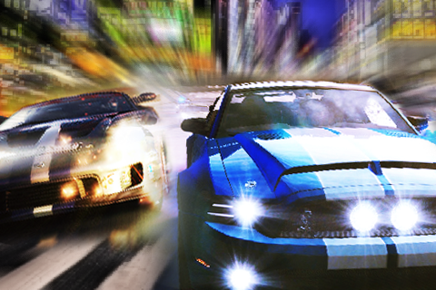 Traffic Car Race