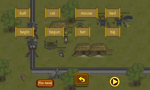 English game - screenshot thumbnail