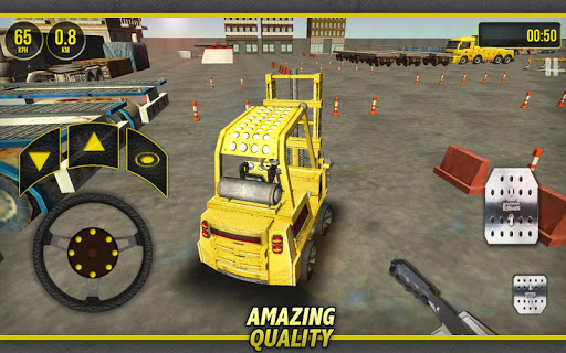 Forklift Simulator 3D 2014