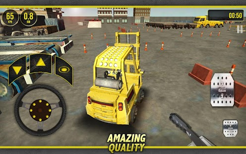 Forklift Simulator 3D- screenshot thumbnail