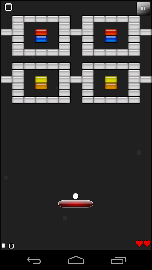 Brick Breaker-Break the Bricks - screenshot