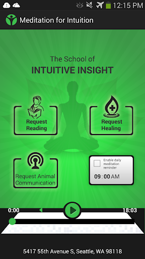 Meditation for Intuition