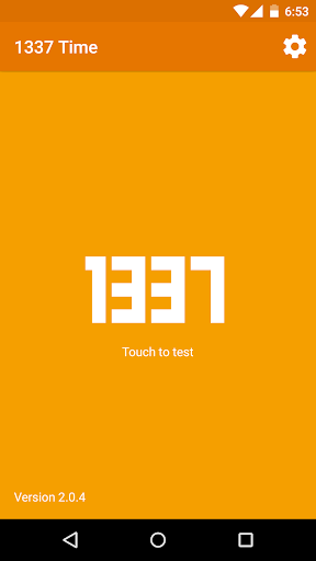 1337 Time