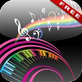 Notes' Rainbow Free