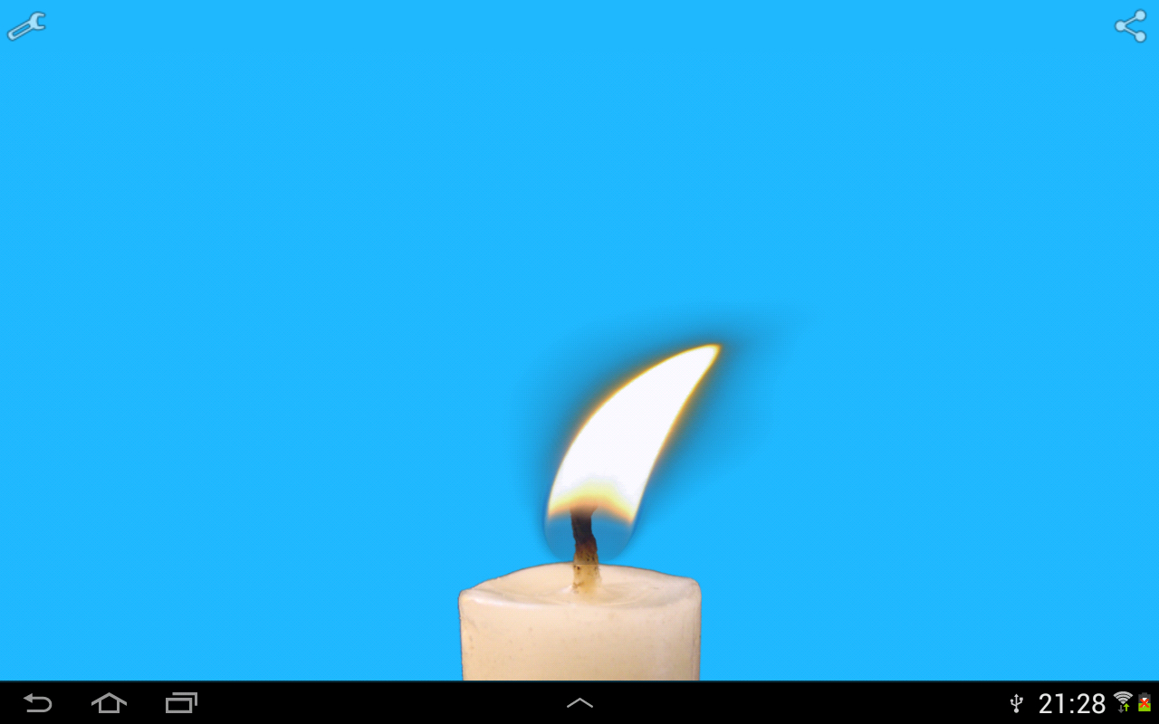 Candle- screenshot
