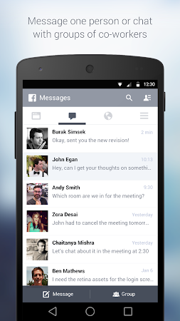 Facebook at Work 35.0.0.51.273 screenshot 25197