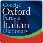 Concise Oxford Italian Dict TR