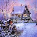 Magnifique Winter Wallpapers icon