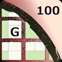 100 Grilles de mots fléchés icon