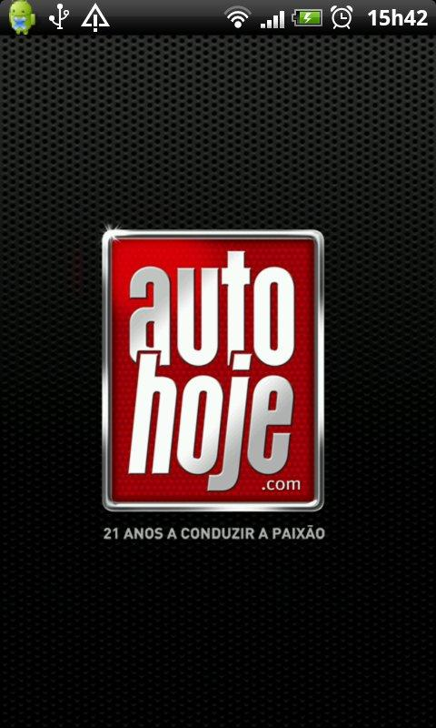 Autohoje- screenshot