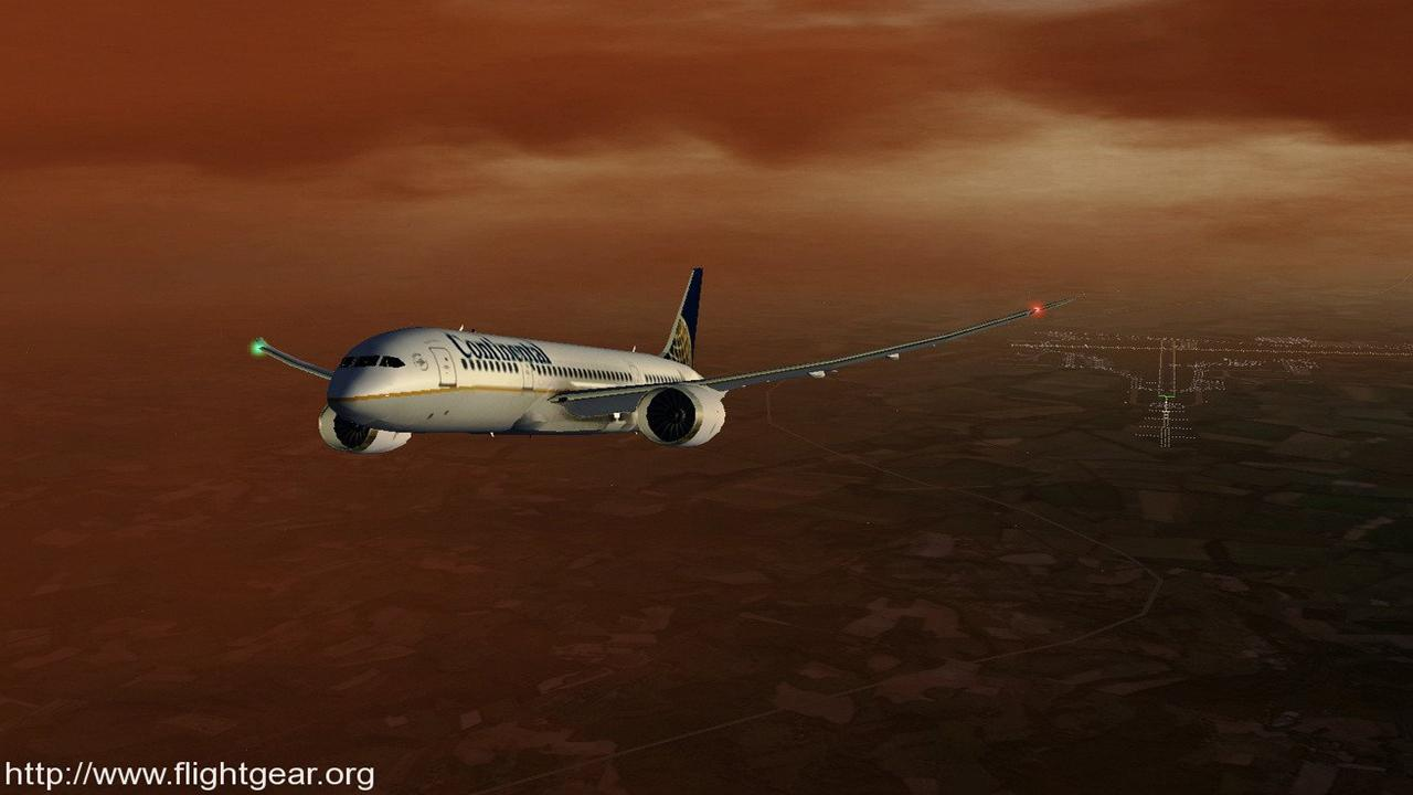 Flightgear and Fsx Videos - screenshot