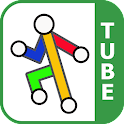 London Tube by Zuti icon