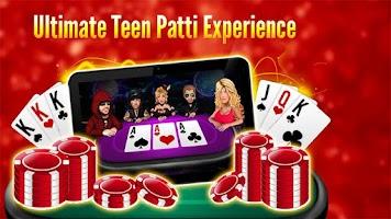 Screenshot of Junglee Teen Patti 3D