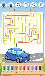 car games for kids screenshot thumbnail