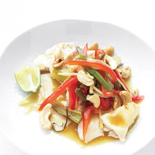 Asian Chicken with Cashews.