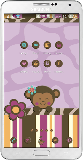 Monkey Business Go Launcher