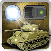 Tank Flashlight (U.S. pack)