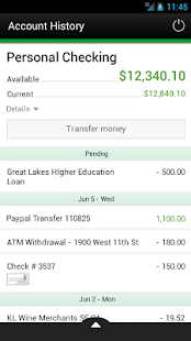 ProFed Online Mobile Banking - screenshot thumbnail