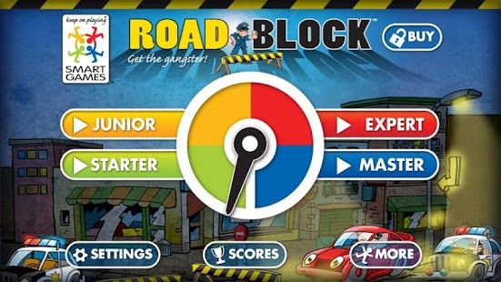 Roadblock by SmartGames- screenshot thumbnail