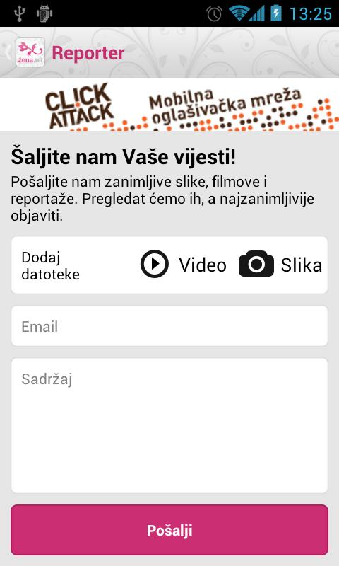 Žena HR - screenshot