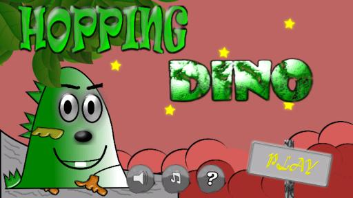 Hopping Dino