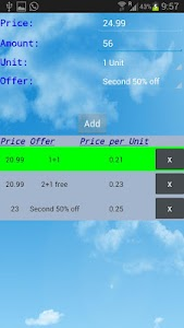 Offer Compare screenshot 1