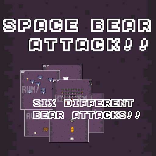Space Bear Attack