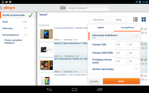 Allegro - screenshot thumbnail