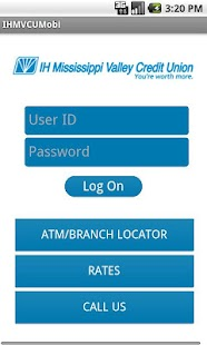IHMVCU Mobile Banking - screenshot thumbnail