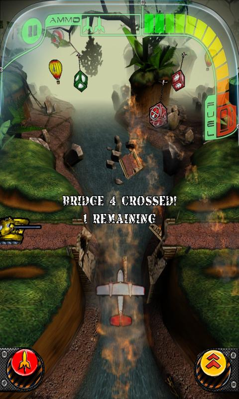 Jet Raiders- screenshot