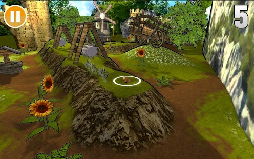 Armaroller Free (3D Mini Golf) - screenshot thumbnail