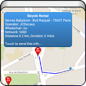 Nearest Bicycle Rentals