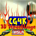 3D StreetLuge logo