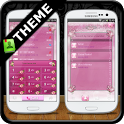 GOContacts theme Pink Roses icon