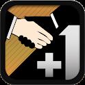 Handshake+1 icon